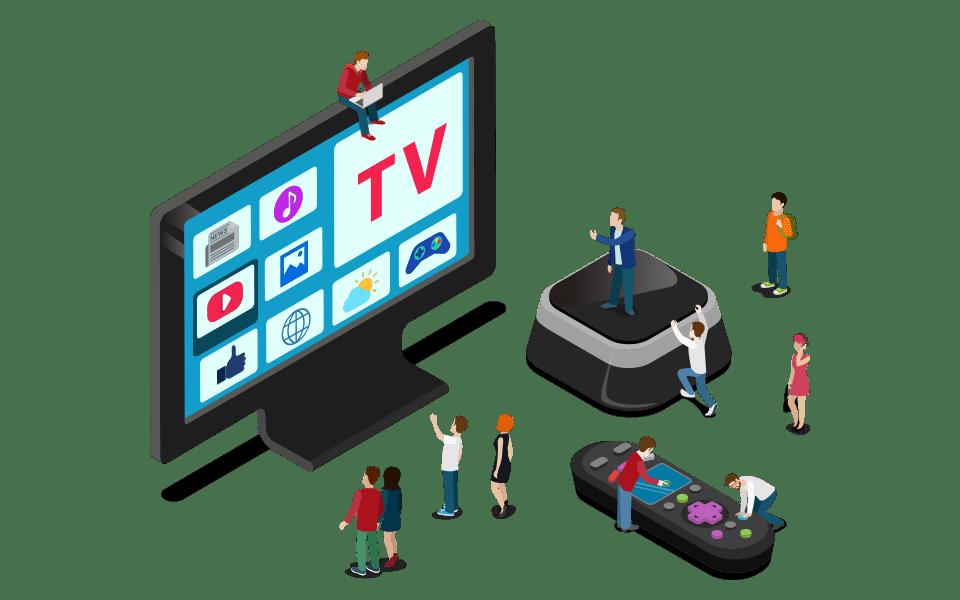 Android TV SDK: Android TV ベースの STB やスマート TV を使った大スクリーンでの高品質な視聴をデリバリー