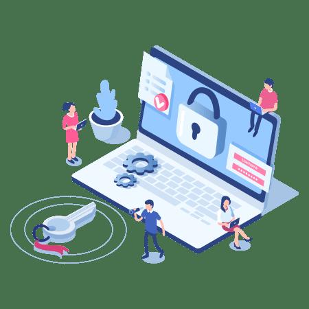 安心のコンテンツ保護